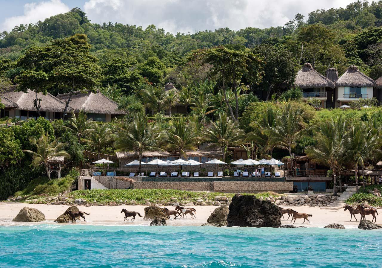 Our client Nihi Sumba resort